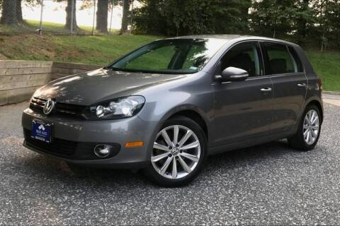 2013 Volkswagen Golf for sale at TRUST AUTO in Sykesville MD