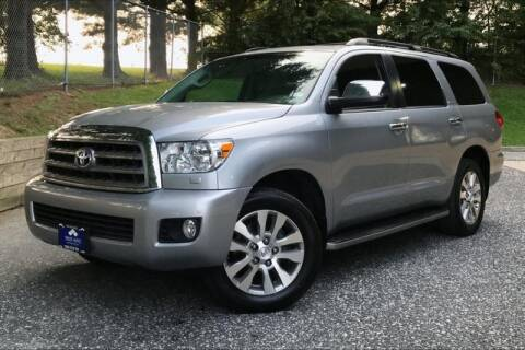 2014 Toyota Sequoia for sale at TRUST AUTO in Sykesville MD