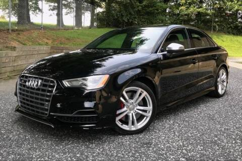 2016 Audi S3 for sale at TRUST AUTO in Sykesville MD