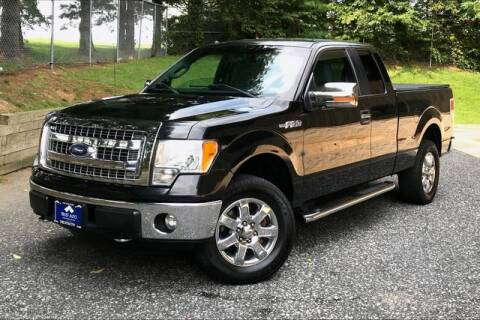 2013 Ford F-150 for sale at TRUST AUTO in Sykesville MD