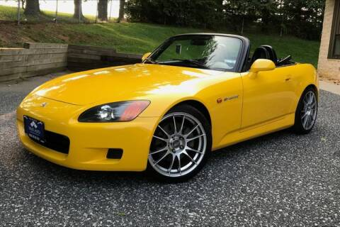 2001 Honda S2000 for sale at TRUST AUTO in Sykesville MD