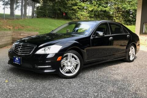 2013 Mercedes-Benz S-Class for sale at TRUST AUTO in Sykesville MD