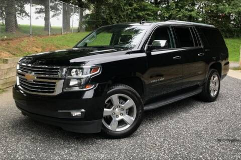 2018 Chevrolet Suburban for sale at TRUST AUTO in Sykesville MD