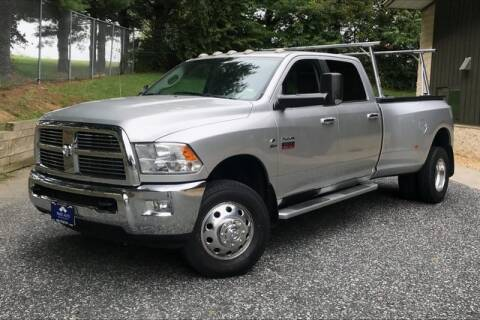 2012 RAM Ram Pickup 3500 for sale at TRUST AUTO in Sykesville MD