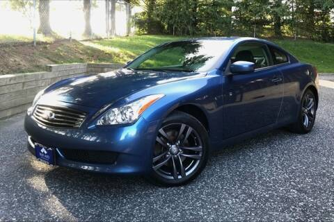 2009 Infiniti G37 Coupe for sale at TRUST AUTO in Sykesville MD