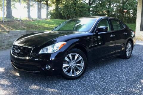 2013 Infiniti M56 for sale at TRUST AUTO in Sykesville MD