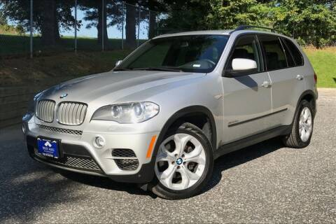 2013 BMW X5 for sale at TRUST AUTO in Sykesville MD