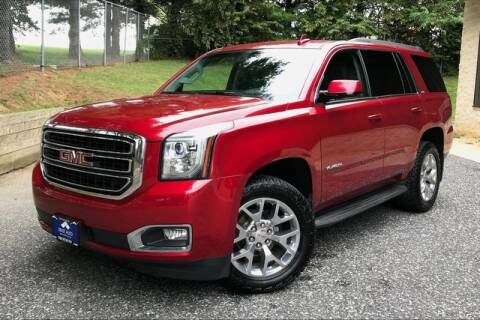 2015 GMC Yukon for sale at TRUST AUTO in Sykesville MD