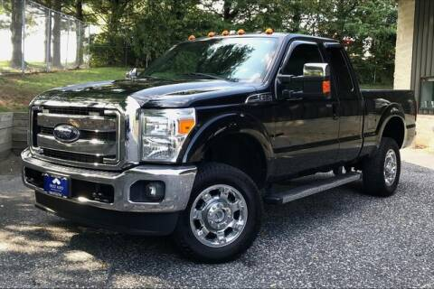 2015 Ford F-250 Super Duty for sale at TRUST AUTO in Sykesville MD