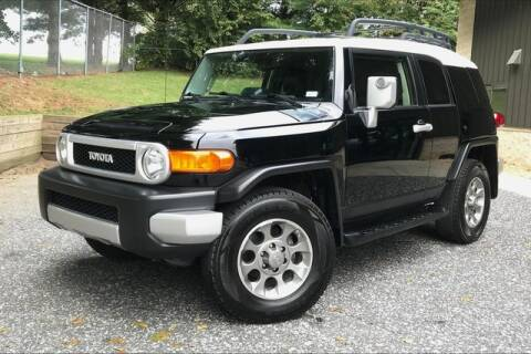 2013 Toyota FJ Cruiser for sale at TRUST AUTO in Sykesville MD