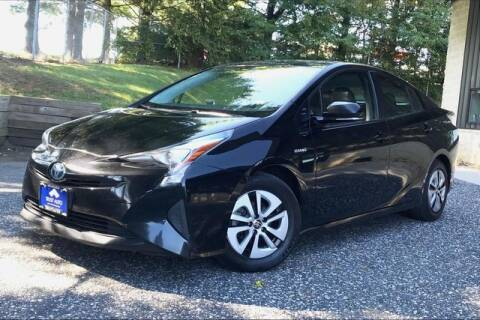 2017 Toyota Prius for sale at TRUST AUTO in Sykesville MD
