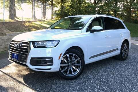 2017 Audi Q7 for sale at TRUST AUTO in Sykesville MD