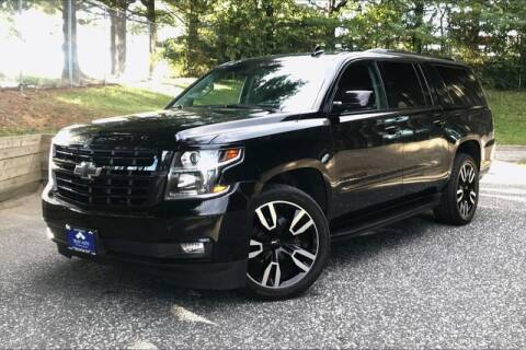 2019 Chevrolet Suburban for sale at TRUST AUTO in Sykesville MD