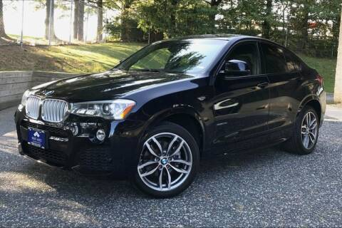 2015 BMW X4 for sale at TRUST AUTO in Sykesville MD