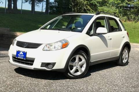 2008 Suzuki SX4 Crossover for sale at TRUST AUTO in Sykesville MD