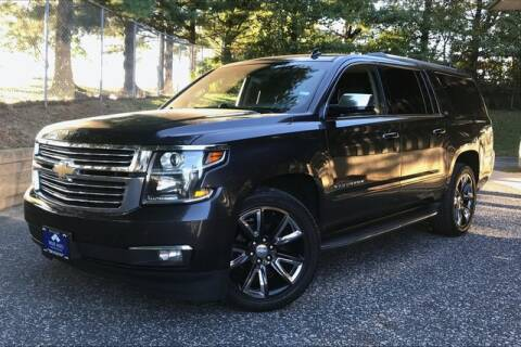 2015 Chevrolet Suburban for sale at TRUST AUTO in Sykesville MD