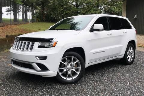 2016 Jeep Grand Cherokee for sale at TRUST AUTO in Sykesville MD