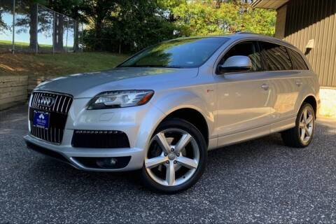2013 Audi Q7 for sale at TRUST AUTO in Sykesville MD