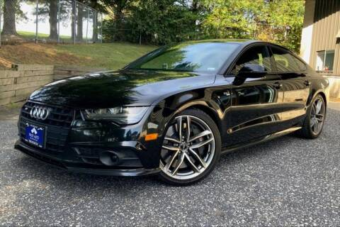 2016 Audi S7 for sale at TRUST AUTO in Sykesville MD