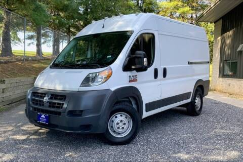 2015 RAM ProMaster Cargo for sale at TRUST AUTO in Sykesville MD