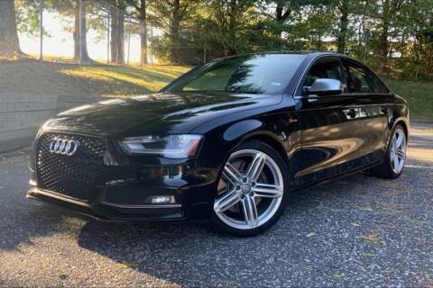2015 Audi S4 for sale at TRUST AUTO in Sykesville MD