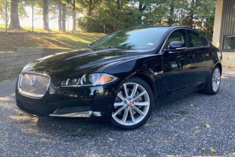 2015 Jaguar XF for sale at TRUST AUTO in Sykesville MD