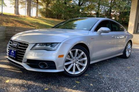 2013 Audi A7 for sale at TRUST AUTO in Sykesville MD