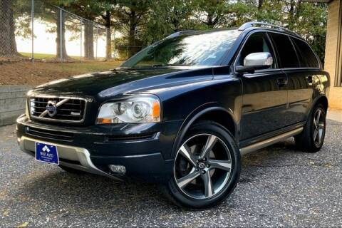 2014 Volvo XC90 for sale at TRUST AUTO in Sykesville MD