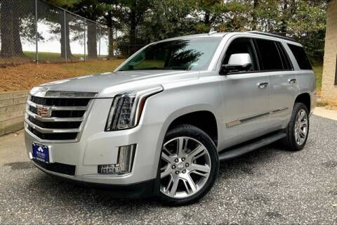 2015 Cadillac Escalade for sale at TRUST AUTO in Sykesville MD
