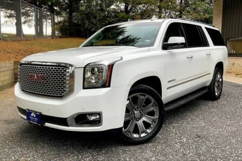 2016 GMC Yukon XL for sale at TRUST AUTO in Sykesville MD