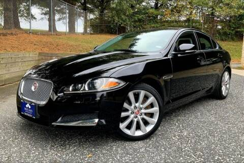 2014 Jaguar XF for sale at TRUST AUTO in Sykesville MD
