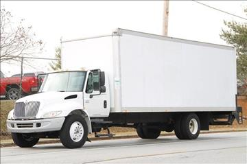 2007 International 4300 for sale in Sykesville, MD