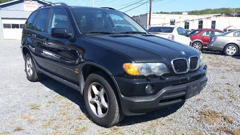 2003 BMW X5 for sale in Old Forge, PA