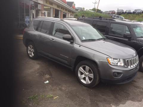 2012 Jeep Compass for sale in Moosic, PA
