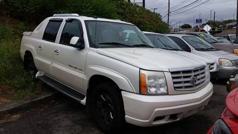 2004 Cadillac Escalade EXT for sale in Moosic, PA