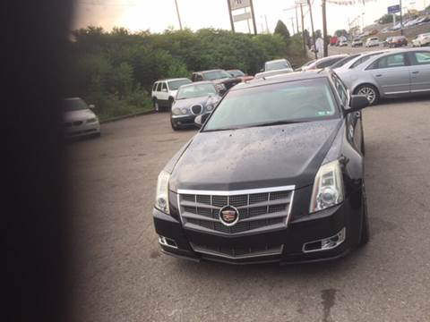 2010 Cadillac CTS for sale in Moosic, PA