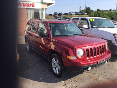 2012 Jeep Patriot for sale in Moosic, PA