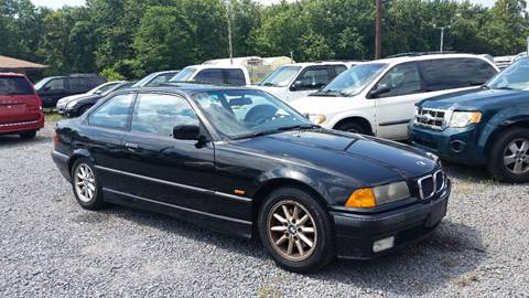 1998 BMW 3 Series For Sale  Carsforsalecom