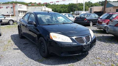 2008 Pontiac G6 for sale in Old Forge, PA