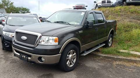 2006 Ford F-150 for sale in Moosic, PA