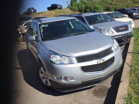 2010 Chevrolet Traverse for sale in Moosic, PA
