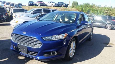 2013 Ford Fusion for sale in Moosic, PA
