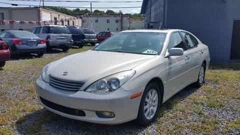 2003 Lexus ES 300 for sale in Old Forge, PA