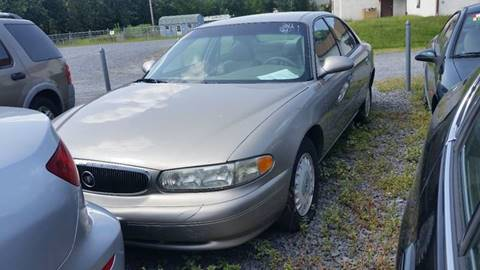 2003 Buick Century for sale in Old Forge, PA