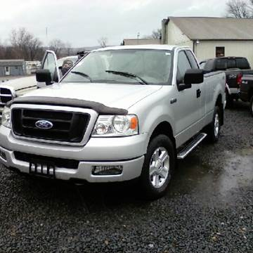 2005 Ford F-150 for sale in Moosic, PA