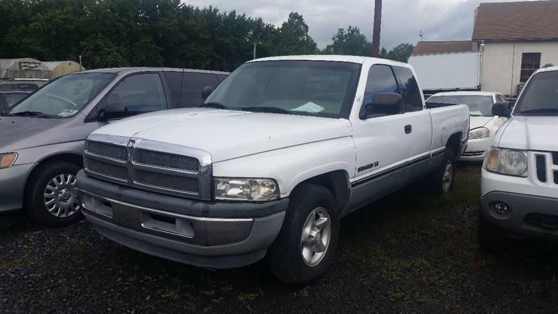 1996 Dodge Ram Pickup 1500 2dr Laramie Slt Extended Cab Lb In Moosic