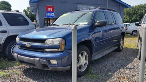 2005 Chevrolet TrailBlazer EXT for sale in Old Forge, PA