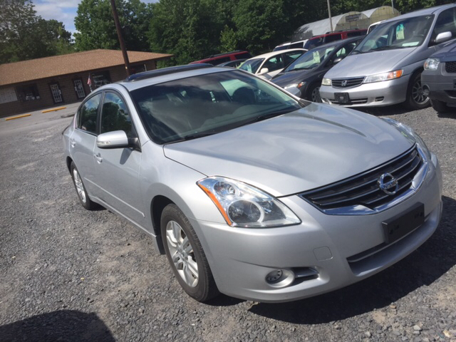 2011 Nissan Altima 25 Sl 4dr Sedan In Moosic Pa Prime Auto Group