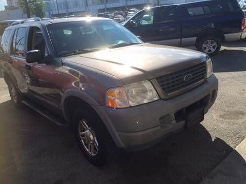 2002 Ford Explorer for sale in Old Forge, PA