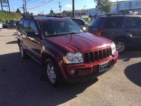 2007 Jeep Grand Cherokee for sale in Moosic, PA